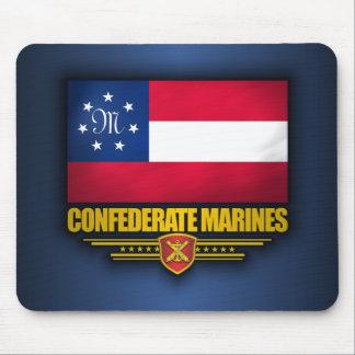 De verbonden Vlag van de Marine van Staten Muismat