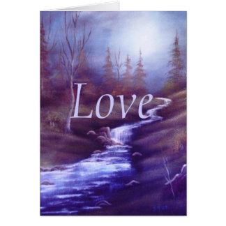 """De verborgen Kaart van de """"Liefde"""" van de Stroom"""
