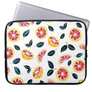 De Verbrijzeling van het fruit Laptop Sleeve