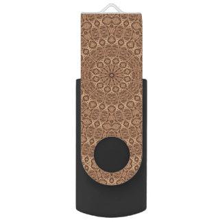 De verdraaide Aandrijving van de Flits van USB   USB Stick