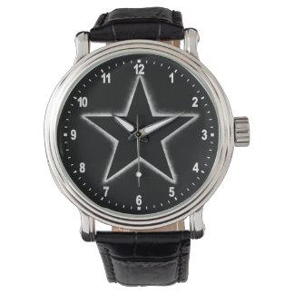 De verduistering van de ster horloge