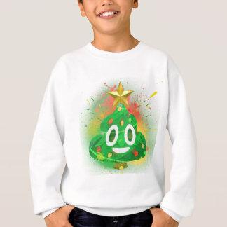 De Verf van de Nevel van de Kerstboom van Emoji Trui