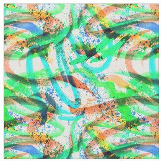 De Verf van de Penseelstreek van het Neon van de Stof