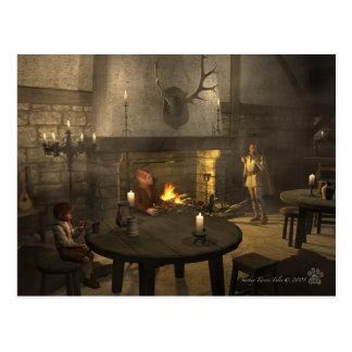 De Verhalen van de Herberg van Smokey Briefkaart