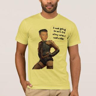 """De Verjaardag """"kostuum """" van Justin T Shirt"""