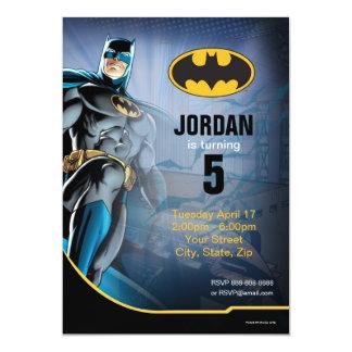 De Verjaardag van Batman 12,7x17,8 Uitnodiging Kaart