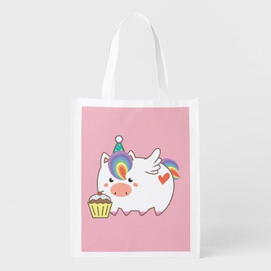 De Verjaardag van de eenhoorn Shoppers