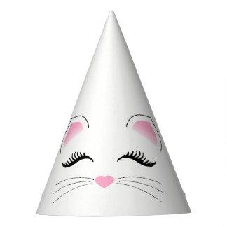 De Verjaardag van de Kat van Glam Feesthoedjes