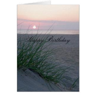 De Verjaardag van de zonsopgang Briefkaarten 0