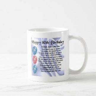 De Verjaardag van het Gedicht tachtigste van de Koffiemok