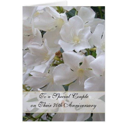 De Verjaardag van het Huwelijk van de jasmijn zeve Kaart