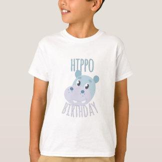 De Verjaardag van Hippo T Shirt