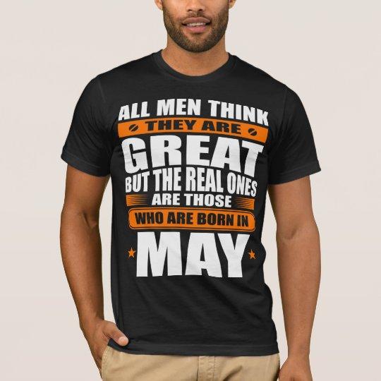 De Verjaardag van mei T Shirt