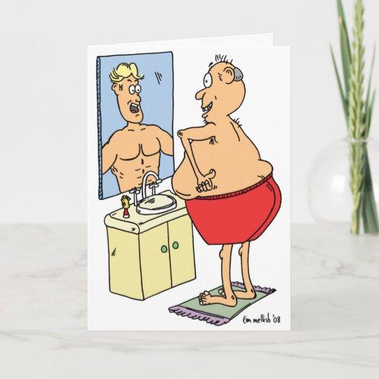De Verjaardagskaart Van Het Man Kaart Zazzle Nl