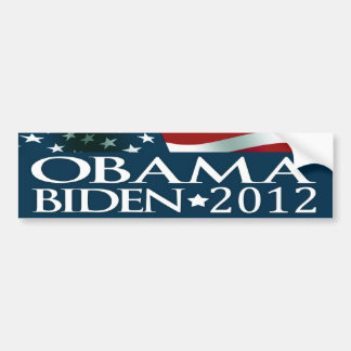 De Verkiezing 2012 van Obama Joe Biden van Barack Bumpersticker