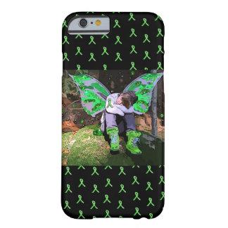 De vermoeide Strijder van de Ziekte Lyme met het Barely There iPhone 6 Hoesje