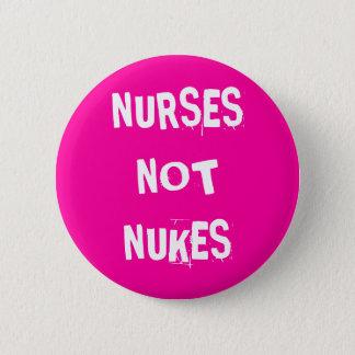 De Vernietiging van verpleegsters niet Ronde Button 5,7 Cm