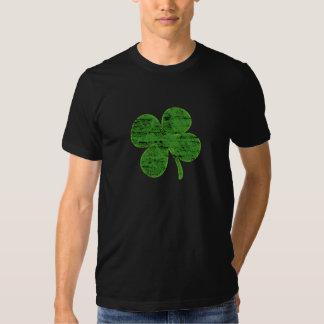 De verontruste Gelukkige T-shirt van de