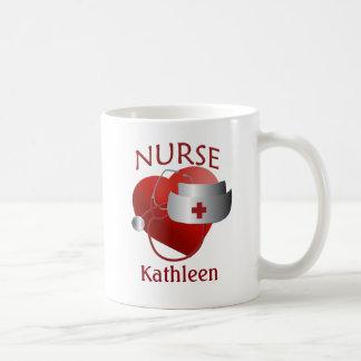 De verpleegsters noemen de Mok van de Douane van