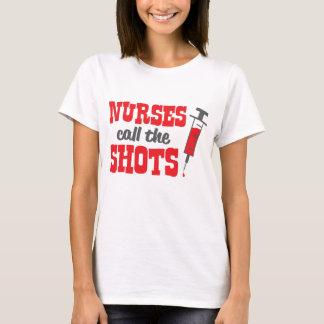 De verpleegsters roepen de Schoten T Shirt