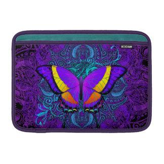 De Verrukking van de vlinder MacBook Sleeve