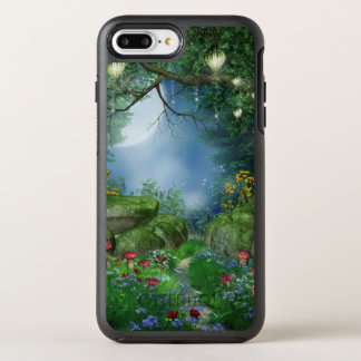 De verrukte Nacht van de Zomer OtterBox Symmetry iPhone 8 Plus / 7 Plus Hoesje