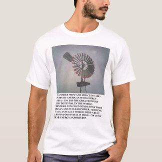 De verse Lucht van het Land - T-shirt 1 van de