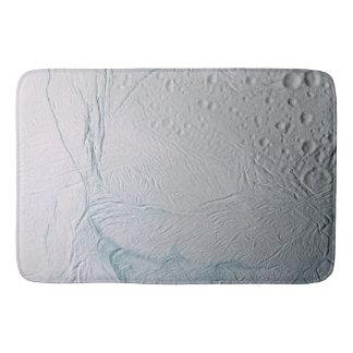 De verse Strepen van de Tijger op Enceladus Badmat
