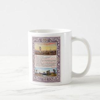 De Versie van James van de Koning van de Zondag Koffiemok