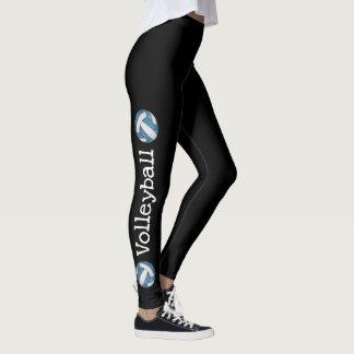 de verticale zwarte beenkappen van het tekst leggings