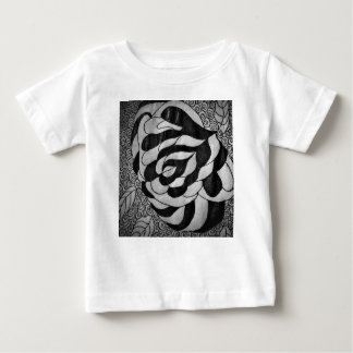 De vervaardigde Intervallen van het Verhaal Baby T Shirts