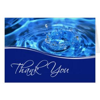 De Verwijzing van de loodgieter dankt u Kaarten