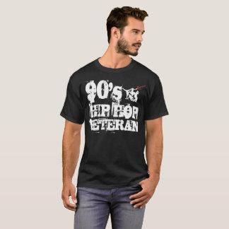 de Veteraan van jaren '90Hip Hop T Shirt