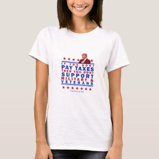 De Veteranen van de steun T Shirt