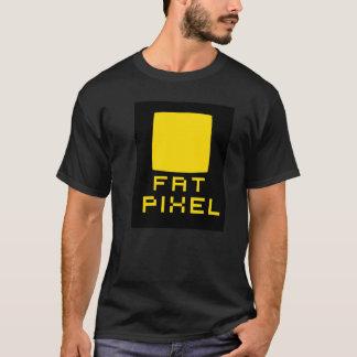 De vette T-shirt van het Pixel