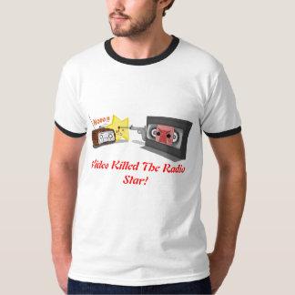 De video doodde de RadioSter T Shirt
