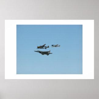 De Viering van de Luchtmacht Poster