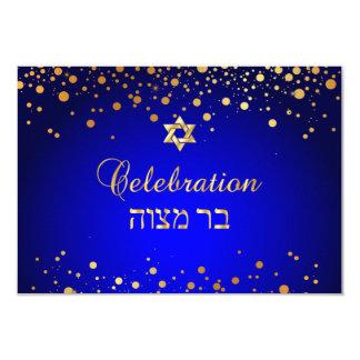 De Viering van Mitzvah van PixDezines, Gouden Kaart