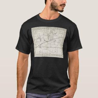 De vintage 1795 Constellatie van de ster van de T Shirt