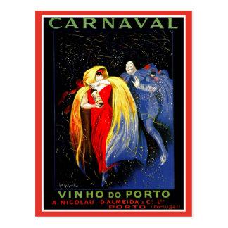 De vintage advertentie van Leonetto Cappiello Briefkaart