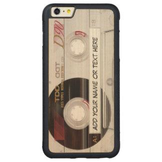 De vintage Band van de Cassette van de Muziek