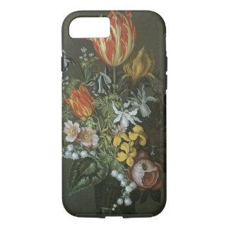 De vintage Barokke, BloemenBloemen van het iPhone 7 Hoesje