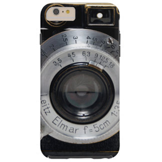 De VINTAGE Beroemde Duitse Afstandsmeter 1932 van Tough iPhone 6 Plus Hoesje