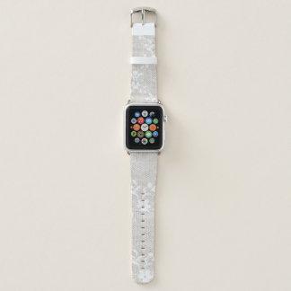 De vintage BloemenBand van het Horloge van Apple