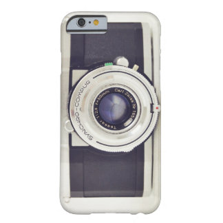 De vintage camera van Contaflex Barely There iPhone 6 Hoesje