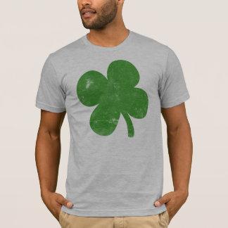 De vintage Groene Kerels van de Klaver T Shirt