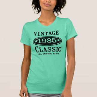De vintage Klassieke T-shirt van 1985