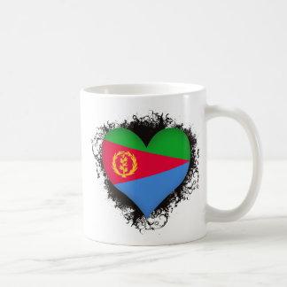 De vintage Liefde Eritrea van I Koffiemok
