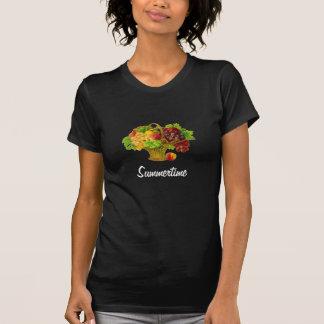 De vintage Mand van het Fruit T Shirt