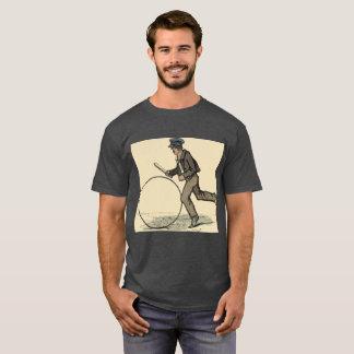 De vintage Oude Ladder Harrys van de t-shirt van